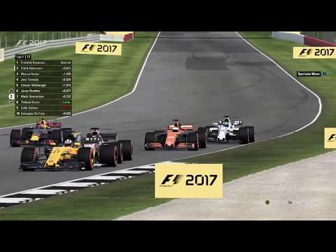 F1 Esports Semi-Finals: Highlights