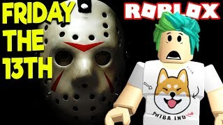 ROBLOX FRIDAY THE 13TH HORROR GAMES & MORE | Roblox Live Stream
