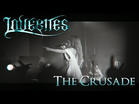 LOVEBITES / The Crusade [MUSIC VIDEO (YouTube version)] Mp3