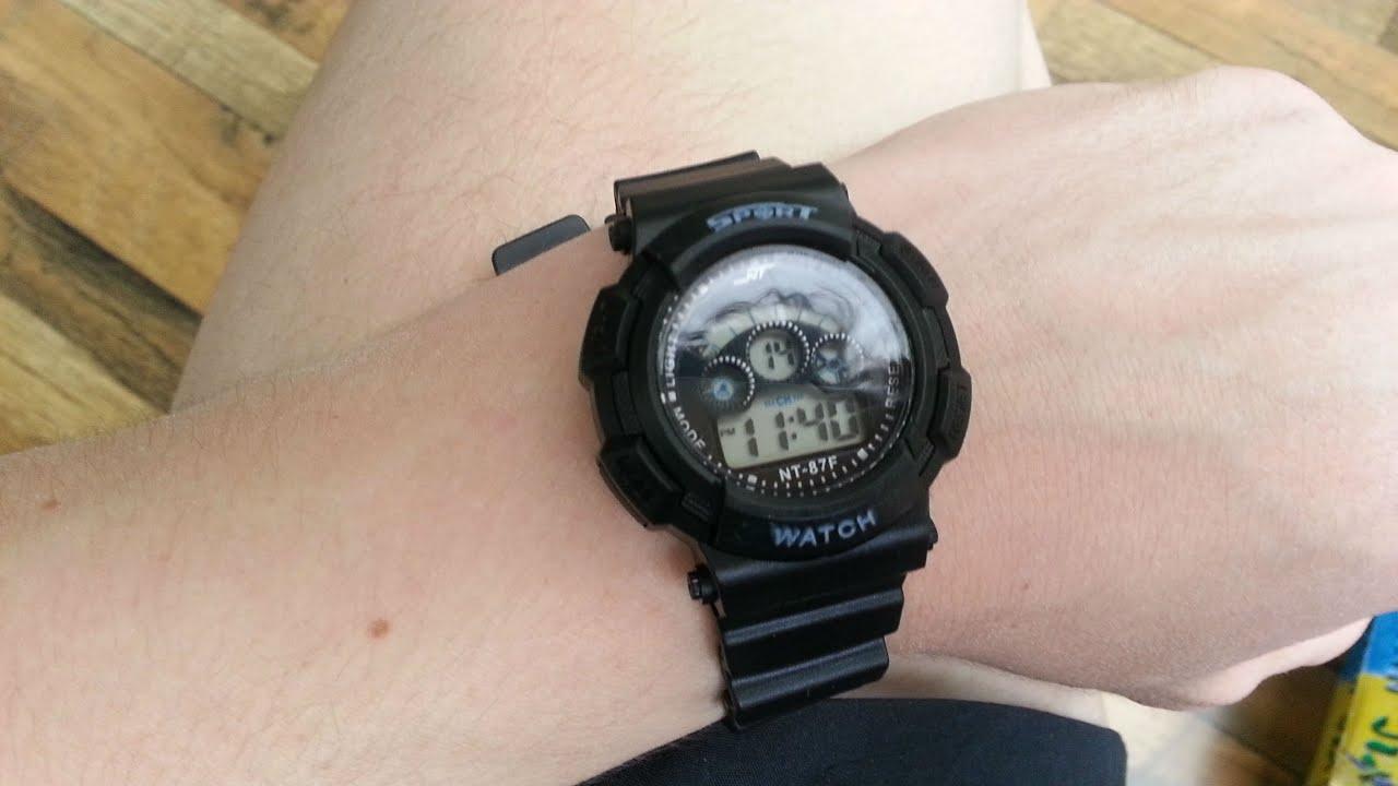 Часы реплика из китая 5 букв