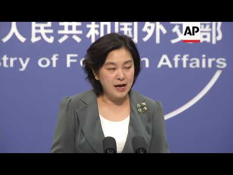 China's MOFA on human rights abuse allegations, US trade dispute