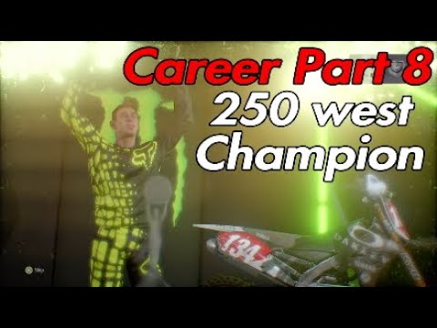 Monster Energy Supercross career.Part 8