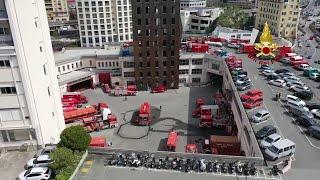 La sede dei vigili del fuoco di Genova compie 50 anni