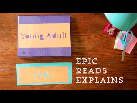 Epic Reads Explains | A Brief History of YA