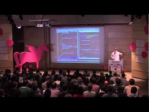 Ben Orenstein - Write code faster: expert-level vim (Railsberry 2012)