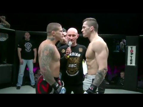 SBC 8 - CO-MAIN EVENT - Roberto Soldić vs. Vaso Bakočević -