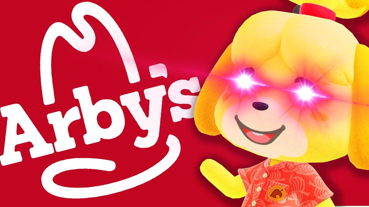 Arby's Dark Secret in Animal Crossing – Cinemassacre