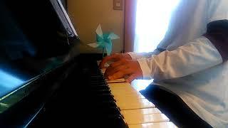 『愛が信じられないなら』のカップリング曲です。 難しくて、上手く弾け...