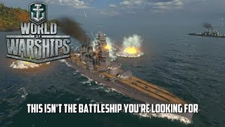 World of Warships - This Isn