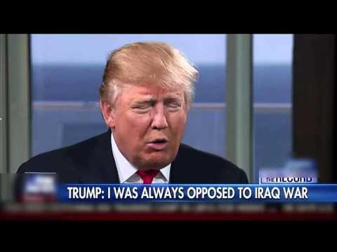 Donald Trump Interview With Greta Van Susteren 2/19/16 P1