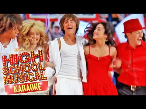 High School Musical  We are all in this together Karaoke Version  Disney Channel Songs