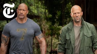 Exactly How 'Fast & Furious' Presents Hobbs & Shaw | Anatomy of a Scene