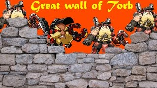 Great Wall of Torb | Overwatch (Funny Moments)