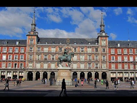 Plaza Mayor de Madrid  - Madrid turistico  España