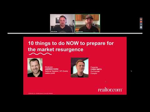Webinar 10 Things to do NOW