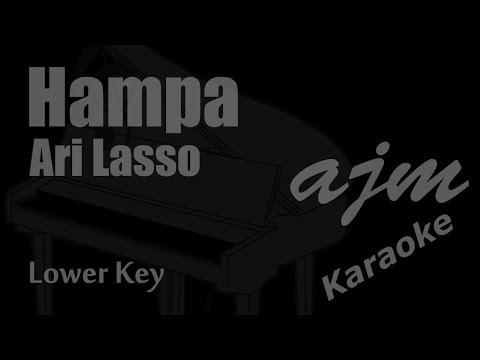 ari-lasso---hampa-(lower-key)-karaoke-|-ayjeeme-karaoke