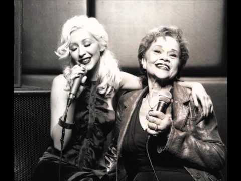 Etta James ft. Christina Aguilera SOMETHING'S GOT A HOLD ON ME