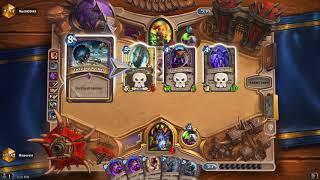 Hearthstone Witchwood Control Warlock Legend Fails Long Video