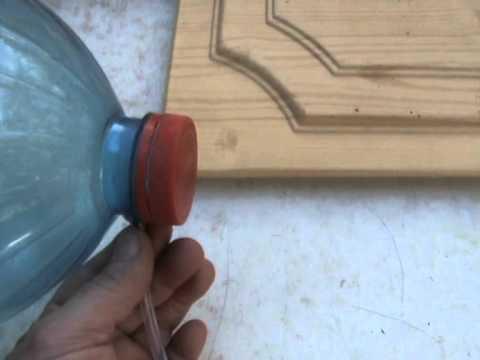 видео: Регулятор температуры в теплице из пластиковых бутылок