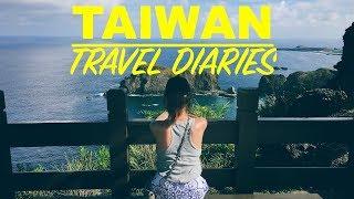 TAÏWAN Travel Diary: 3 WEEKS Itinerary 🇹🇼 👍