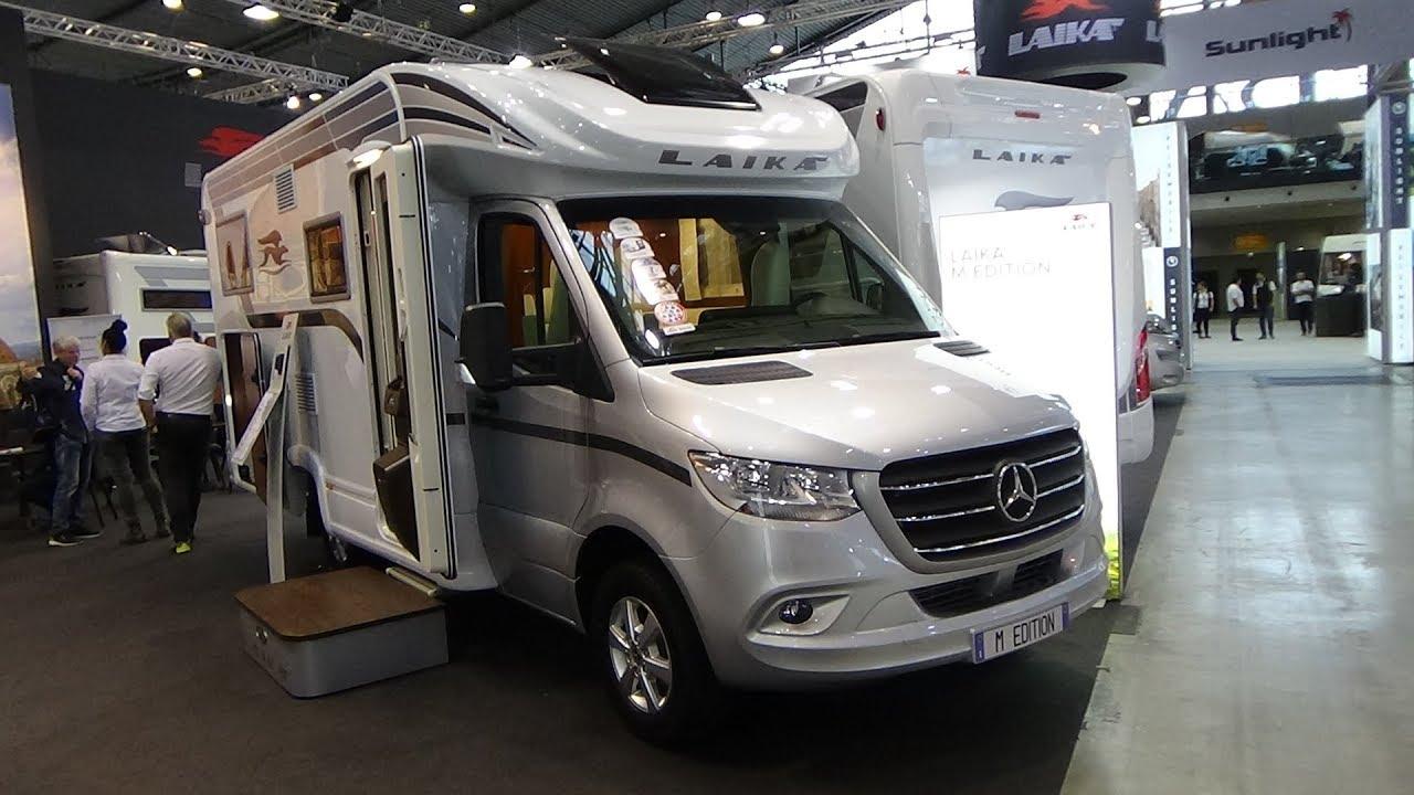 10 Laika M Edition - Exterior and Interior - Caravan Show CMT Stuttgart  10