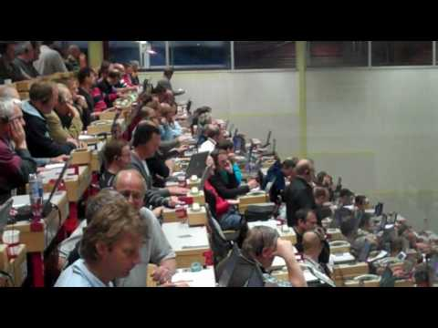 Aalsmeer Flower Auction, Part I