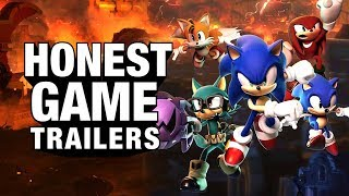 SONIC FORCES (Honest Game Trailers)