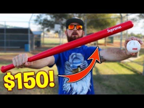 $150 Supreme Wiffle Ball Bat! Is It Worth...