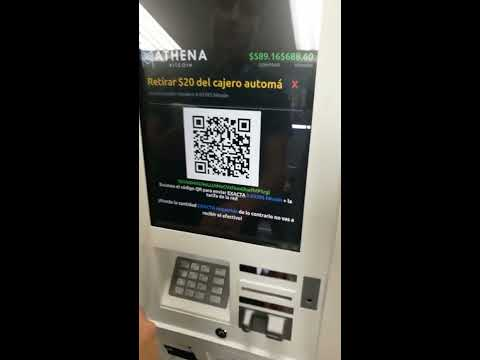 Cambiando Bitcoins Por Dolares MIAMI ATM