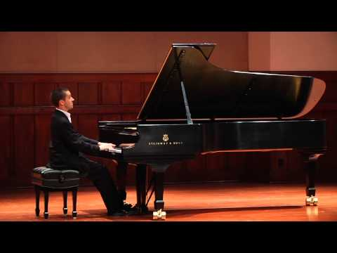 David Conte: Sonatine for Piano (1978)