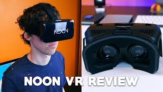 Best Virtual-Reality Headset on a Budget? Noon VR Review!