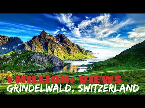 Hello from Grindelwald, Switzerland - Amar Ryan