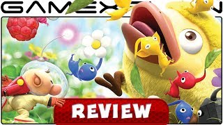 Hey! Pikmin - REVIEW (3DS) (Video Game Video Review)