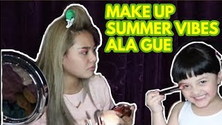 Download Video LOLLYPOP - MAKE UP SUMMER VIBES ALA AUREL HERMANSYAH MP3 3GP MP4