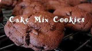Win Or Fail Friday: Cake Mix Cookies!