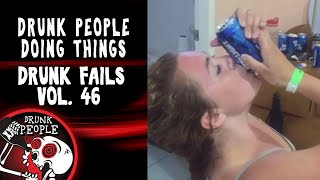 Funniest Drunk Fails Vol. 46 | Drunk People Doing Things