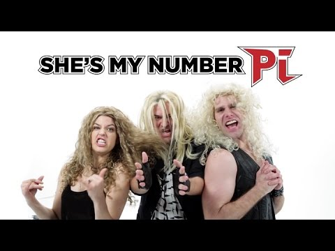 "The Irrationally Long Number Pi Song (""Sweet Number Pi"")"