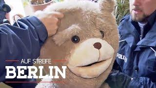 Gefährlicher Bär: Ist das alles nur ein Prank? | Auf Streife - Berlin | SAT.1 TV