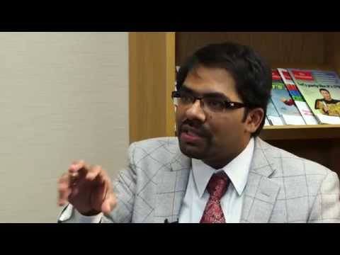 An Interview with Madhukar Pai of McGill University
