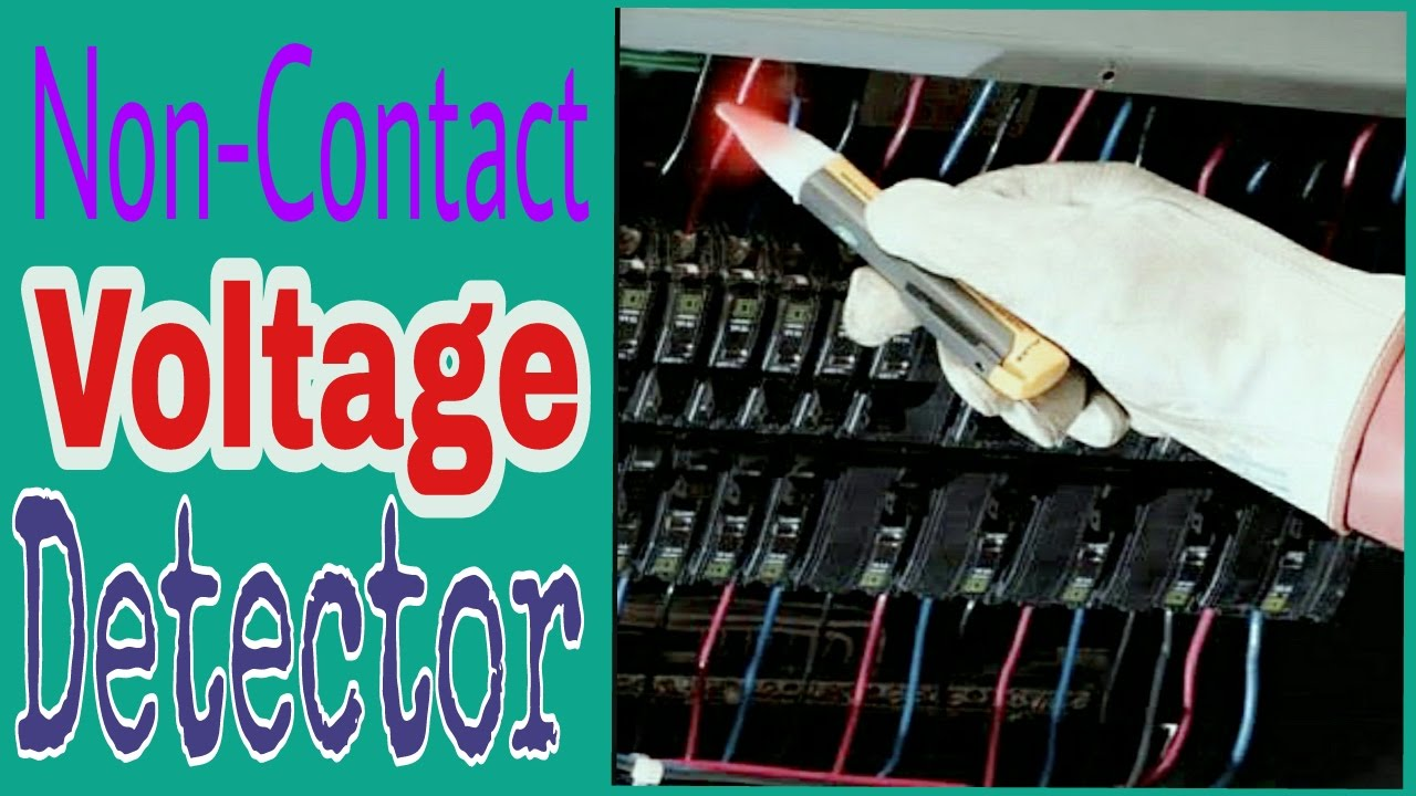 Non Contact Voltage Tester Voltalert Detector About Ac 90v To 1000v Electrical Live Circuit 90 1000 Vac