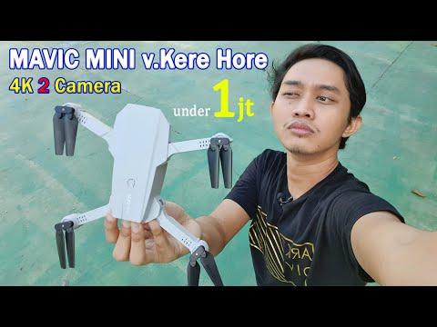 Фото Drone Kere HORE Dual Cam 4K Mavic Mini Clone Semenarik APA? - Teng Mini