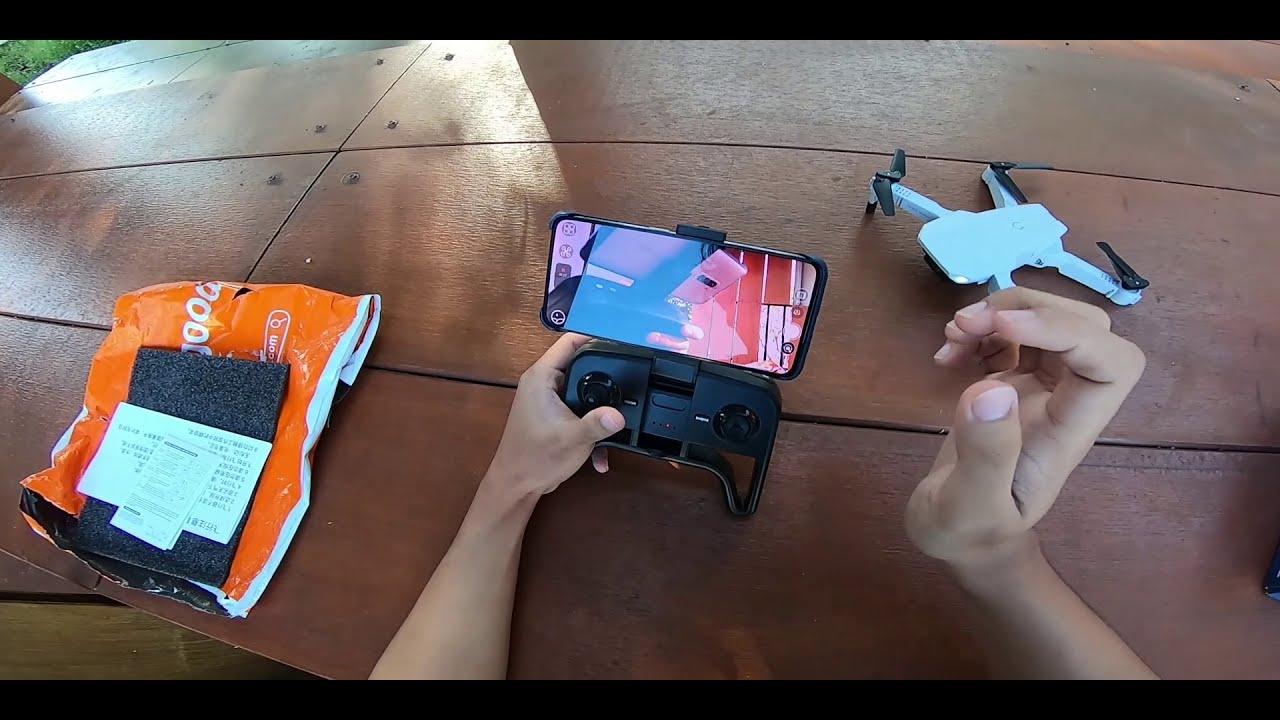 Drone Kere HORE Dual Cam 4K Mavic Mini Clone Semenarik APA? - Teng Mini фото