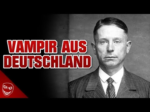 Der gruselige Vampir von Düsseldorf! - Peter Kürten!