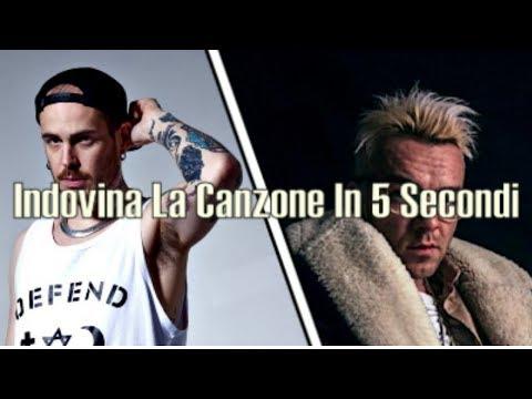 INDOVINA LA CANZONE IN 5 SECONDI 8#