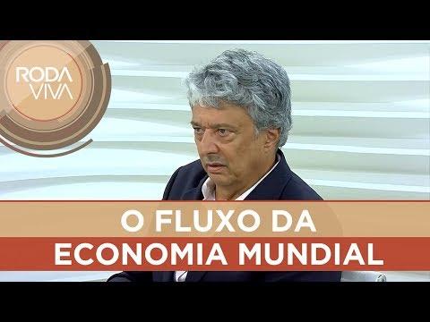O Brasil segue a tendência mundial da economia?