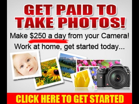 How To Get Freelance Photography Work ★ Freelance Photography Jobs: Get Paid To Take Pictures!
