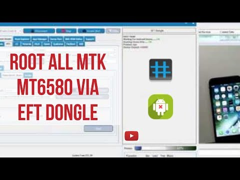 Succes Root Any Mtk Via EFT Dongle - GSM-Forum