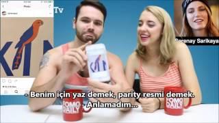 Yabancılar Serenay Sarıkaya Hakkında Ne Dedi Türkçe Altyazı 2016