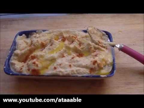 Cuisine libanaise le houmous youtube for Cuisine libanaise