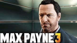 Max Payne 3 #1 - The Mind of Max